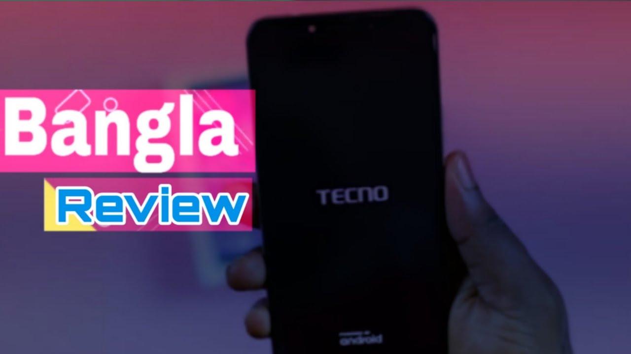 Tecno pop1 pro (F3) Bangla Review 7500Tk