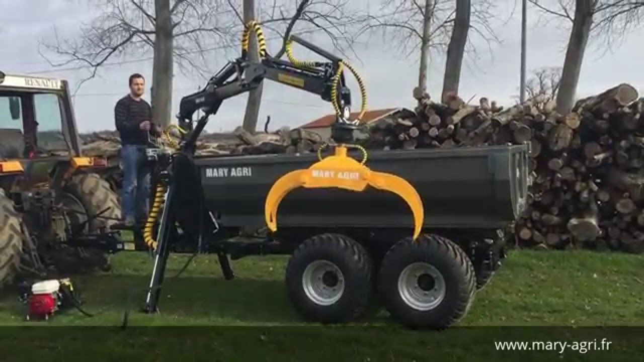 materiel forestier mary agri