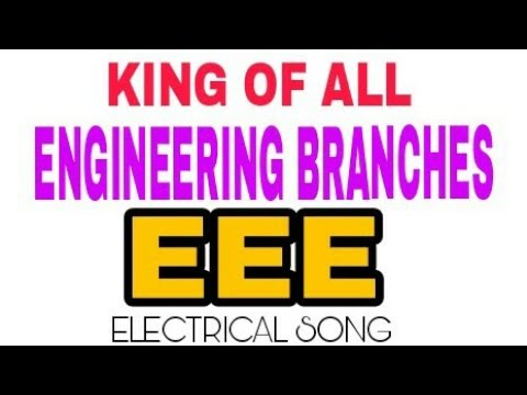 Electrical song for all EEE boys