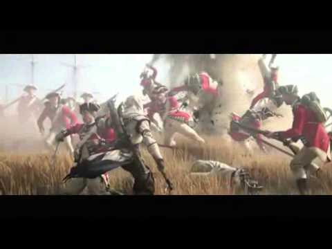 Assassin's creed 3 Music Video (Skrillex Syndicate)