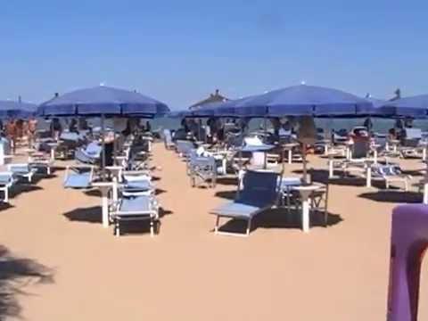 Pescara Strand lido azzurro pescara