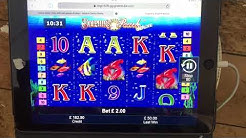Dolphin's Pearls Deluxe Slots! £30 100% Bonus Play Through. How Do I Do? Asper Casino