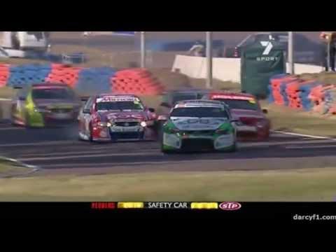 V8 Supercars Top 10 Hidden Valley Crashes