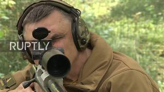 Russia: See record-breaking long-range 'Twilight' sniper rifle hit the target in Tarusa