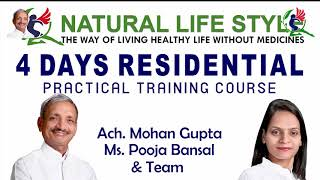 4 Days C in Delhi 16 19 May 2019 Opportunity to be your own Healer by Mohan Gupta limited seat