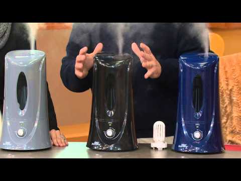 Air Innovations Clean Mist Ultrasonic Humidifier with Craig Smith