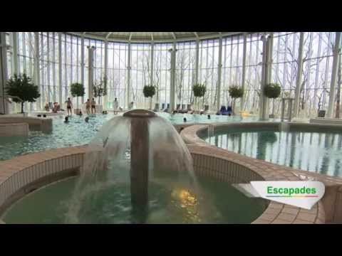 Les thermes de spa les bons plans de fanny youtube for Thermes de spa