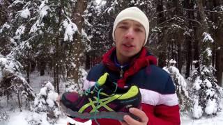 видео Как выбрать кроссовки для зимнего бега по снегу