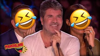STAND UP COMEDIAN Andrew Lancaster Makes EVERYONE LAUGH Britain s Got Talent 2018