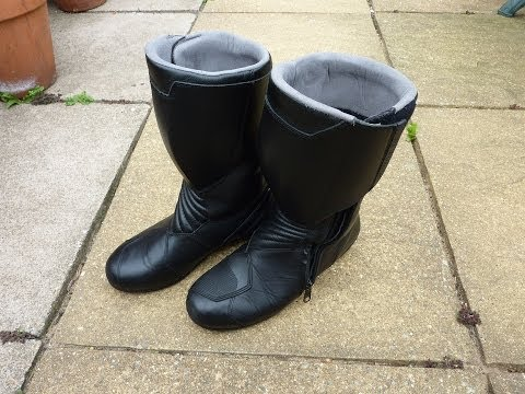 BMW Pro Touring 2 Boots Review (MB)