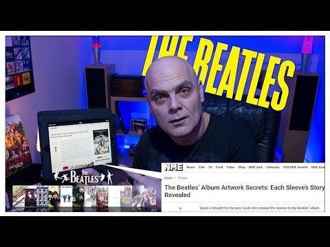 The Beatles Album Artwork Secrets