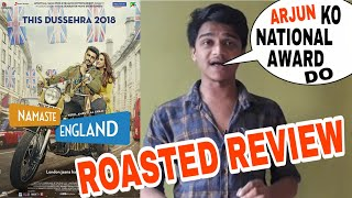 Namaste England public review by Suraj kumar | Shocking review |