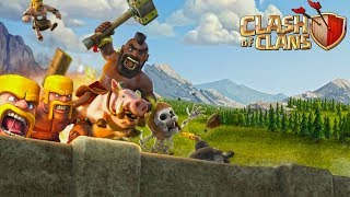 FIRST EVER CLASH OF CLANS COMMERCIAL! | Original CoC Trailer 2012