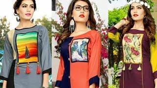 Designer Long Party Wear Trendy,Stylish,Fancy Long Suit,Kurtis,Kurta For women's|Trendy India-38