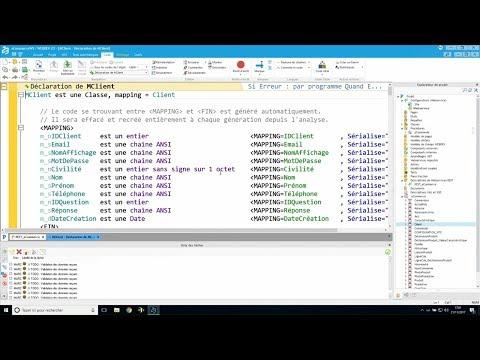 Exposer des tables � travers un Webservice en 1 clic avec WEBDEV 23