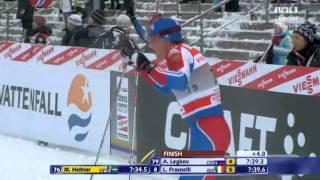 Tour de Ski 2011 Prologue  - Marcus Hellner wins