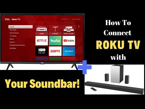 How to connect wireless headphones to my roku tv
