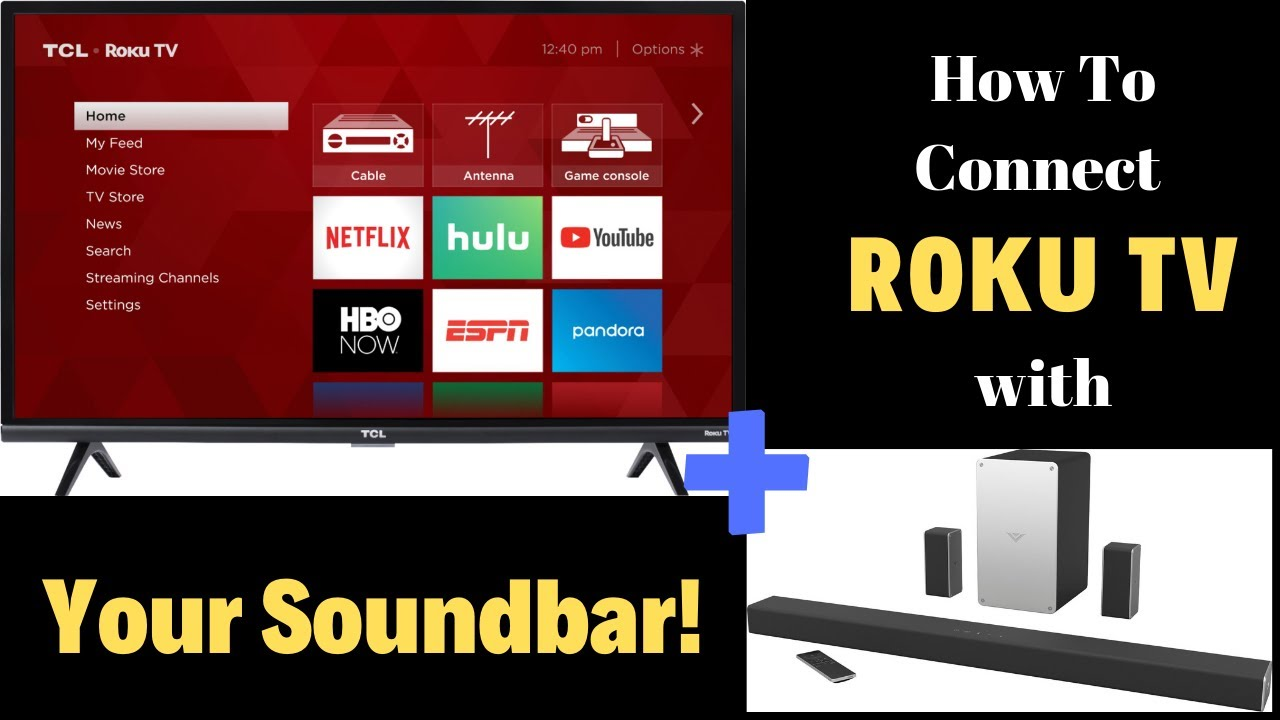 How to Connect Roku to an Analog CRT TV