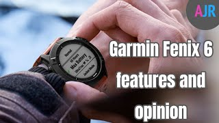 Garmin Fenix 6 release - Fenix 6s, Fenix 6, Fenix 6 Pro and Solar Features and opinion 2
