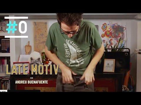 Late Motiv: El Consultorio de Berto #LateMotiv23 | #0