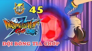 Inazuma Eleven Go Strikers 2013 #45 - GAME ĐỘI BÓNG TIA CHỚP - Inazuma Eleven Play