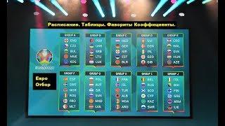 Download Чемпионат Европы 2020. Отбор. Расписание. Таблицы. Фавориты. Mp3 and Videos