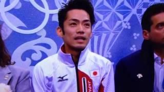 ソチ五輪フィギュア男子ショートプログラムで高橋大輔が4位 ソチ五輪速...
