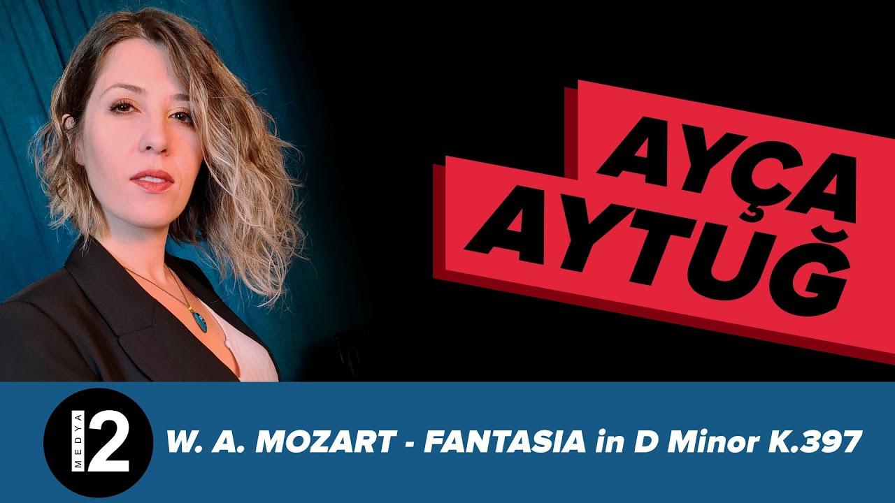 W. A. Mozart Fantasia in D Minor K.397