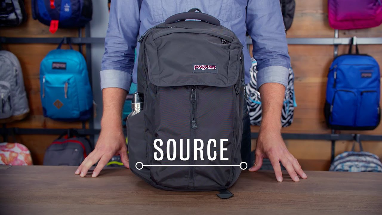JanSport Pack Review: Source - YouTube