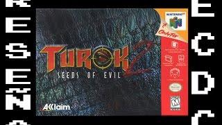 turok 2 seeds of evil resen a n64