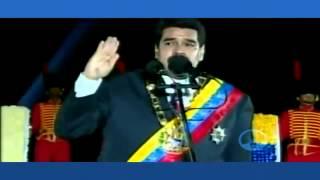 Maduro contradice a Chávez sobre derecho a protestas