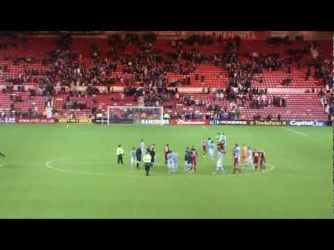 Hastings United Vs Middlesbrough - Final Whistle