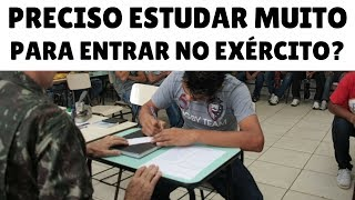 Baixar Recruta Tira Serviço? / Preciso Estudar Muito Para Entrar no Exército Brasileiro?