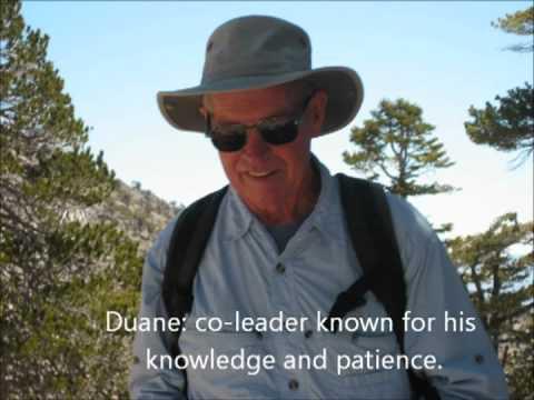 Sierra Club Hike up Mount Baldy