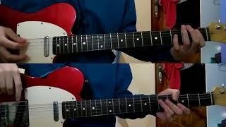 Albert Hammond Jr - Set to Attack (Guitar Cover)