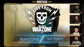 Team Empire MULTI-CAM Stream - Live from Warzone: WARSTREAM