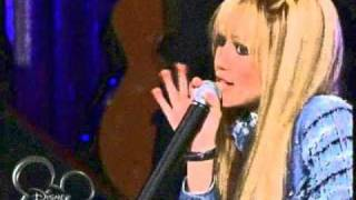 **Rock Star** - Hannah Montana Music Video