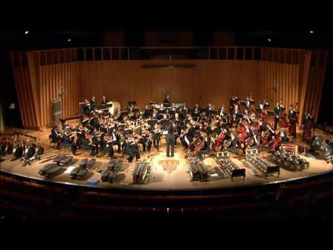 Niu philharmonic sibelius karelian overture op 10