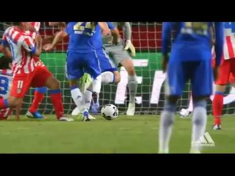 ㋡ Chelsea vs Atletico Madrid 1-4 Highlights & Goals 31/0/2012 ㋡