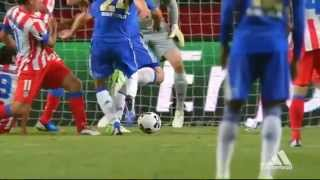 Chelsea vs Atletico Madrid 1-4 Highlights & Goals 31/0/2012