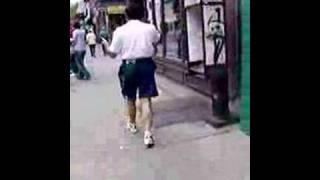 Loud Guy on Walnut Street, Pittsburgh