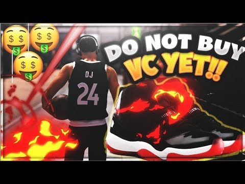 DO NOT BUY VC IN NBA 2K18!!! YOU HAVE TO KEEP PURCHASING GEAR FOR EACH MYPLAYER!!!