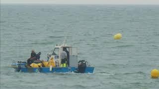 """2018-05-24 Diaporama VTT  VLB """"bord de plage"""" Phare Grau d'Agde"""