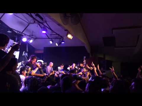 Comeback Kid - Broadcasting  (Live Santiago de chile) HD