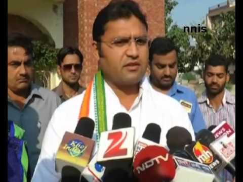 Ashok Tanwar Confident Of Winning State Polls With Majority