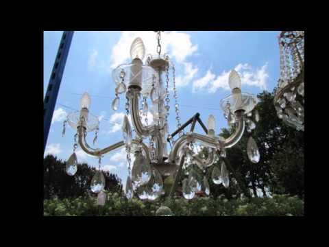 Brocenvrac, Brocante à Béziers.  Luminaires anciens, modernes, art-déco