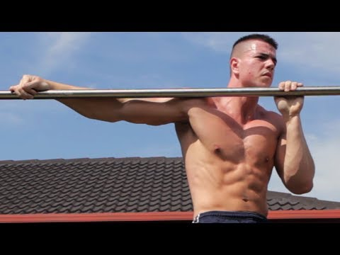 The 35 Best Pullup Exercises