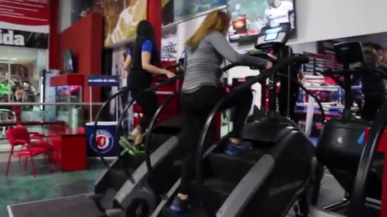 Escaleras El Ctricas Sport Training Youtube