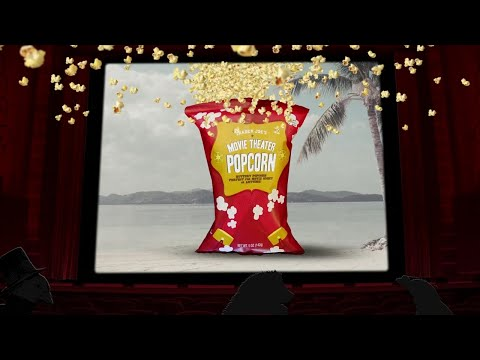 How Popcorn Is Made Trader Joe S Youtube