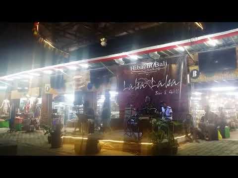 Band Reggae Asik di Bali (Part 2) - Ian Kaya Cabutan Band